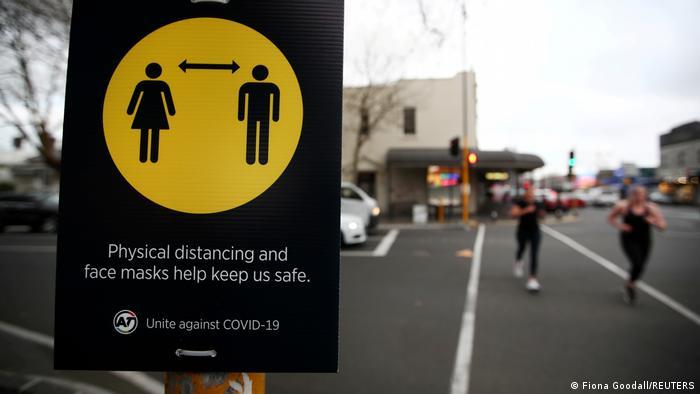 Coronavirus Neuseeland | Auckland vor Lockdown