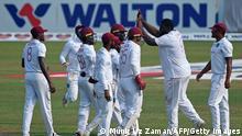 Bangladesch Dhaka | Cricket: West Indies vs Bangladesh