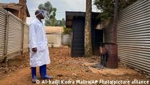 Demokratische Republik Kongo | Ebola Ausbruch | Krankenhaus