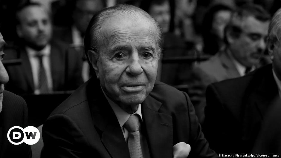 ولد لمهاجرين سوريين.. وفاة رئيس الأرجنتين الأسبق كارلوس منعم