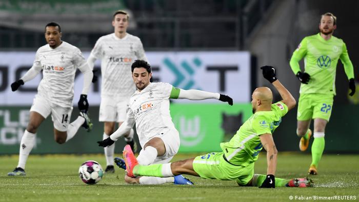 VfL Wolfsburg vs Borussia Mönchengladbach