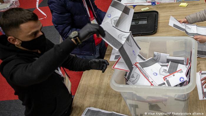 Kosovo Wahl