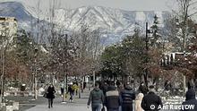 Albanien Tirana im Winter