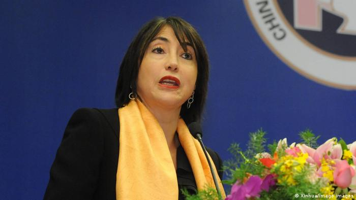 Elizabeth Astete Rodríguez, exministra de Relaciones Exteriores de Perú