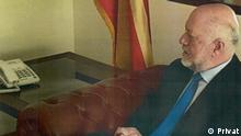 Viktor Dimovski - Direktor Agentur für nationale Sicherheit Nord-Mazedonien