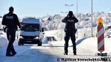 Weltspiegel 15.02.2021 | Corona |Deutschland Grenzkontrolle Tschechien