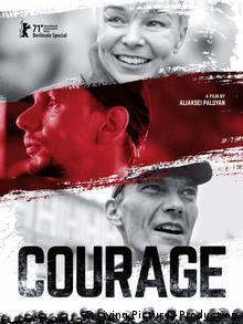 Постер фильма Courage