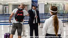 Zypern Tourist aus Israel
