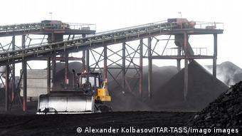 Добыча угля в Хакассии