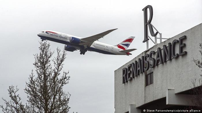 London Heathrow Flughafen Renaissance Hotel