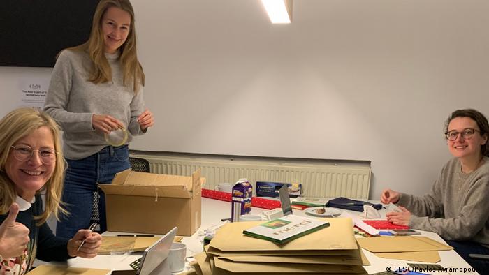 EESC Civil Solidarity Prize - Projekte von Deutschland und Polen