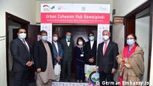 Pakistan |Eröffnung Zentrum für städtischen Zusammenhalt in Islamabad