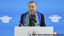 Türkei I Recep Tayyip Erdogan