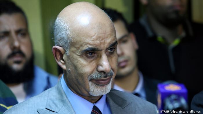 محمد يوسف المقريف، أول رئيس للمؤتمر الوطني العام في ليبيا
