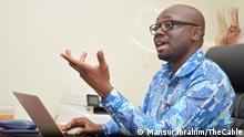 Nigeria I Simon Kolawole I Unternehmer und Journalist