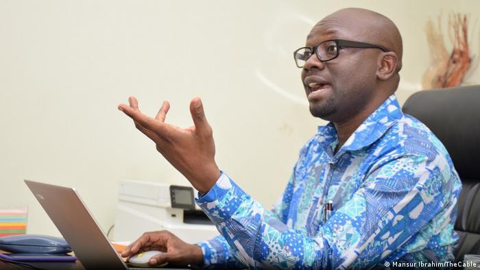 Nigerian journalist Simon Kolawole