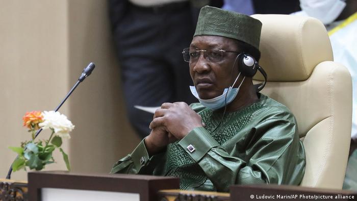 Idriss Deby | Präsident des Tschad