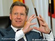Presidenti gjerman Christian Wulff