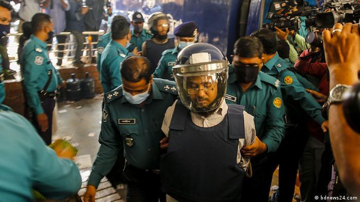 Bangladesch Verurteilung Syed Ziaul Haq Ermordung Avijit Roy