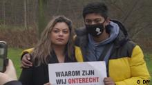 DW Sendung Fokus Europa | Niederlande Kindergeldskandal