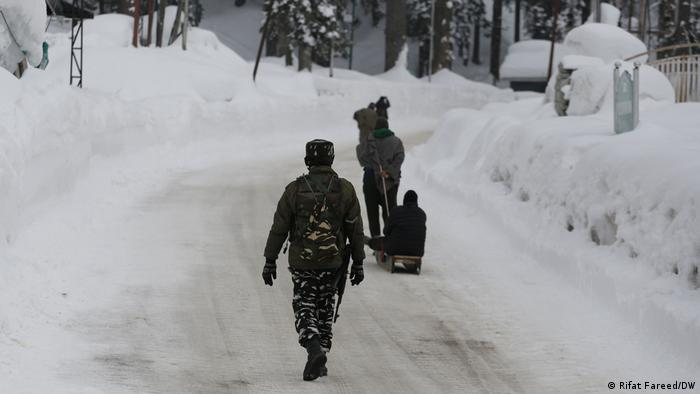 Last March, Indian authorities enforced a harsh lockdown to combat the coronavirus, all but halting foreign travel. But the pandemic made Indians reconsider their own vacations, with many of them deciding to travel to Gulmarg when otherwise they might have gone abroad.