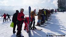 Kaschmir | Wintertourismus in der Kaschmir Region