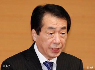 Popularity ratings for the Democratic Party of Japan have gone up since Naoto Kan took office