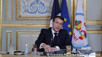 Fransa Cumhurbaşkanı Macron'un teklifi DSÖ tarafından memnuniyetle karşılandı