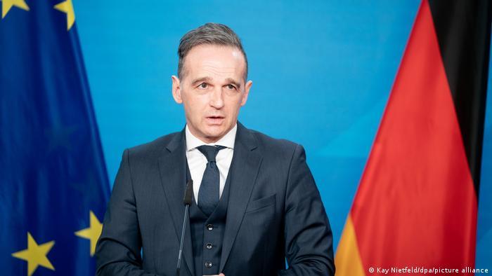 Deutschland Pressekonferenz Maas zu Bekämpfung des Terrors in der Sahelzone