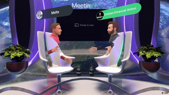 Краще майбутнє завдяки віртуальній реальності?