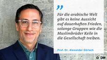 Zitattafel Prof. Dr. Alexander Gerlach