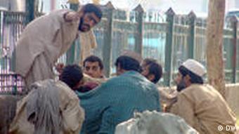 Peshawar - Drug and Heroin addicts