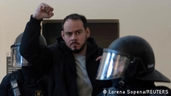 Задержание рэпера Пабло Хаселя