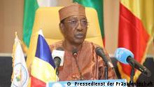 Tschad   Idriss Déby Itno