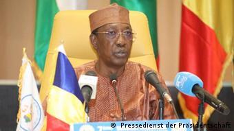 Tschad | Idriss Déby Itno