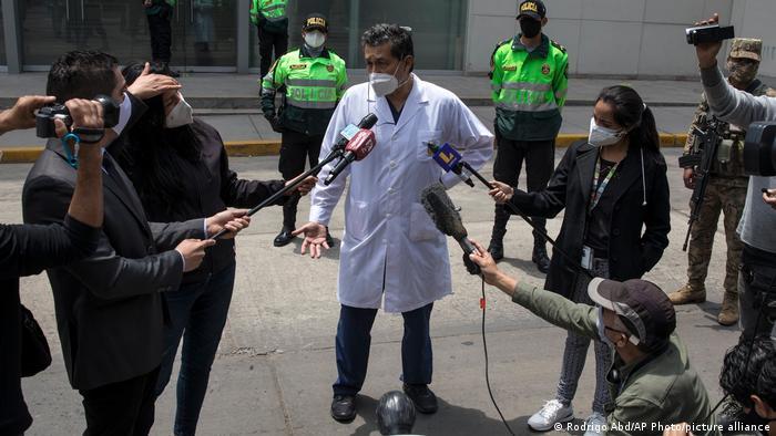 Peru Lima | Dr. German Malaga