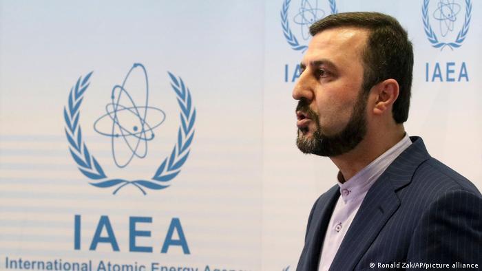کاظم غریبآبادی، نماینده دائمی ایران در آژانس بینالمللی انرژی اتمی