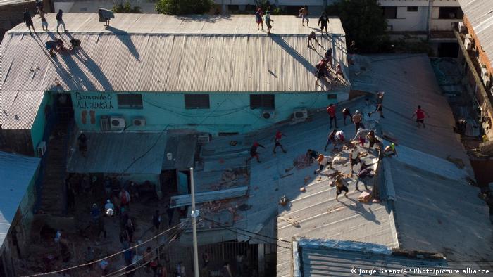 Paraguay Tacumbu Gefängnis Aufstand