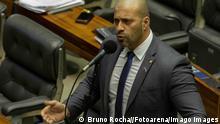 Brasilien Abgeordnete Daniel Silveira wurde festgenommen