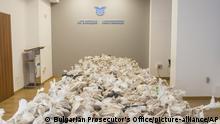 400 Kilogramm Heroin in Warna Bulgarien konfisziert