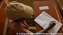 Symbolbild Schüler Nigeria