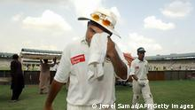 Cricket Test Match 2003 Bangladesch vs Pakistan - Khaled Mahmud