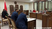 Belarus Gericht in Brest