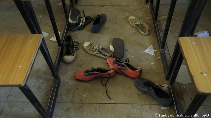 Symbolbild Entführung Schüler Nigeria