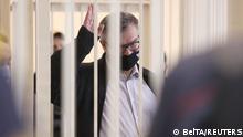 Belarus Viktor Babariko Prozess