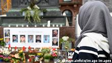 Hanau Anschlag 2020 |1. Jahrestag Rückblick |Gedenken