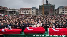 Hanau Anschlag 2020 |1. Jahrestag Rückblick |Trauerfeier