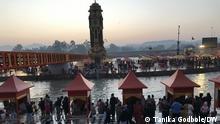 16.02.21 Pilgrims at the Kumbh Mela 2021, in Haridwar, Uttarakhand, India via Tanika Godbole