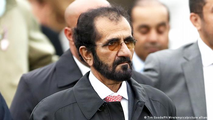 Dubai Scheich Muhammad bin Raschid Al Maktum