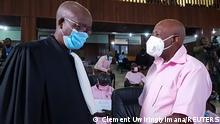 Ruanda | Kigali | Paul Rusesabagina zur Anhöhrung vor Gericht